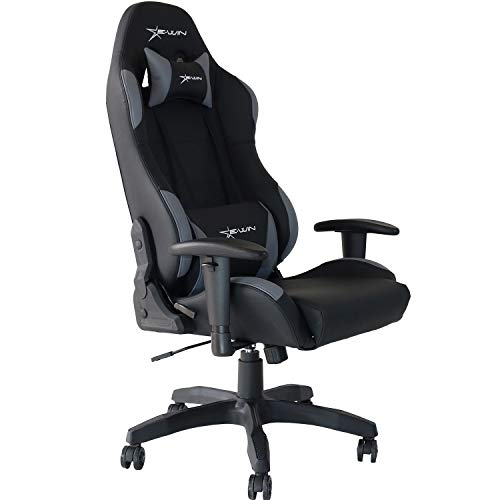 E-WIN Gaming Chair Ergonomic High Back PU Leather Racing